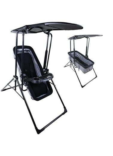 Rival Rv116 Smart Bebek Ana Kucağı, Salıncak, Mama Sandalyesi Fonksiyonel Kullanım Gri